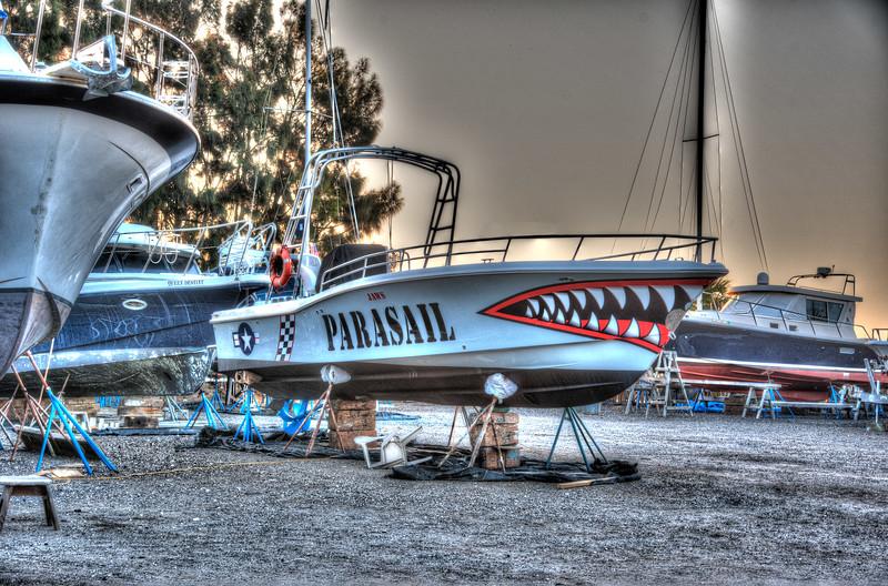Jaws Parasail