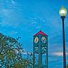 Millennium Clock Tower, Riverfront Park, Palatka