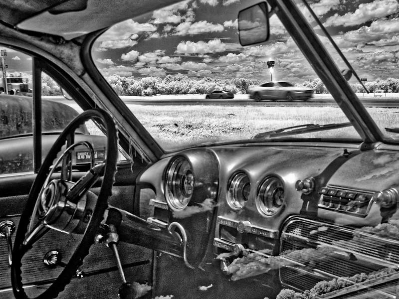 1949 Buick Interior