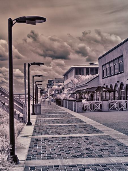 Jacksonville Beach Boardwalk
