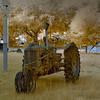 Antique Case Tractor in Adams Run, South Carolina