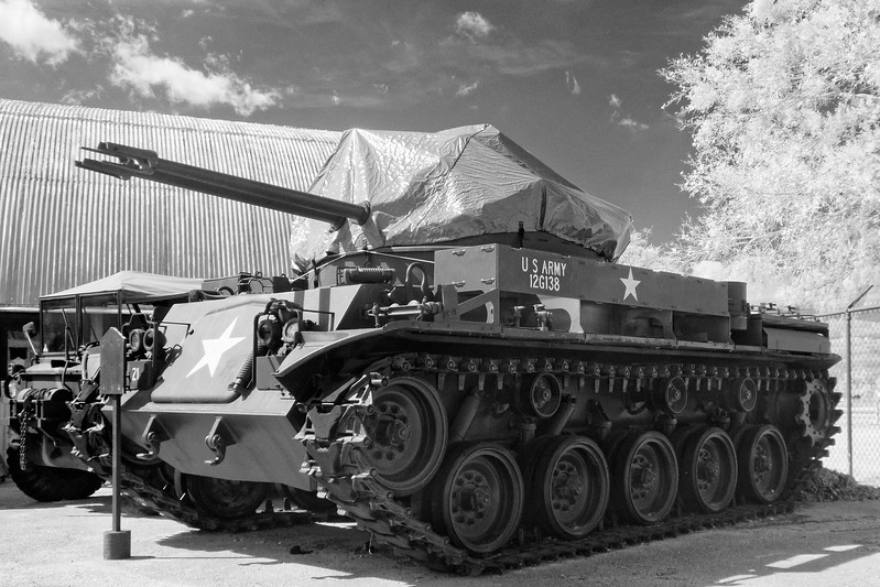 United States Army Tank