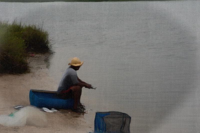 Fishing! Guana River State Park, South Ponte Vedra Beach, Florida