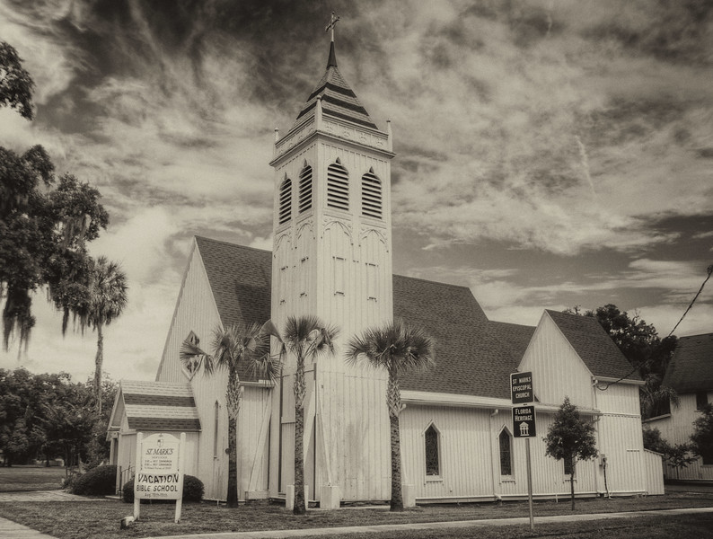 St. Mark's Episcopal Church, Palatka