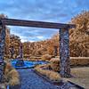 Ravine Gardens in Infrared