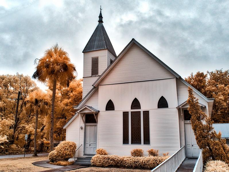 San Mateo, Florida church