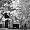 Barn at Sam Davis Plantation