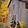 Jake and Elwood Blues Statues