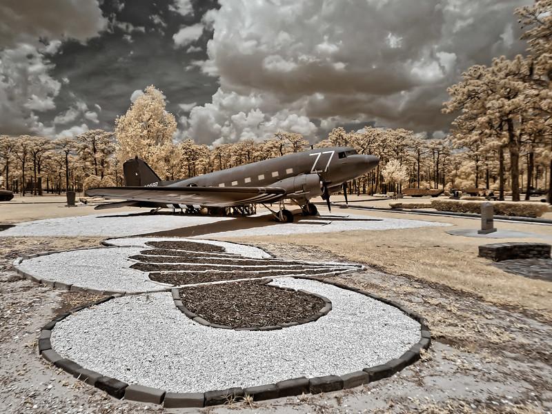 Douglas C-47 Skytrain at Camp Blanding