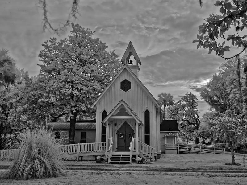 St Paul's Episcopal Church near East Palatka