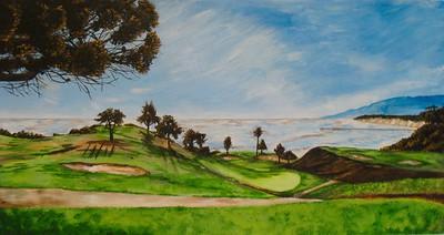 Sandpiper Golf Course-SOLD