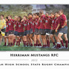 Herriman Rugby Champs 2012