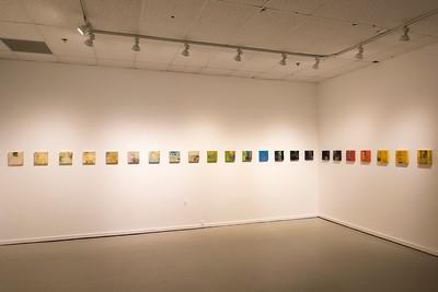 Saint Mary's University Art Gallery, April - May, 2016