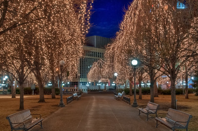 Rice Park, St. Paul, MN