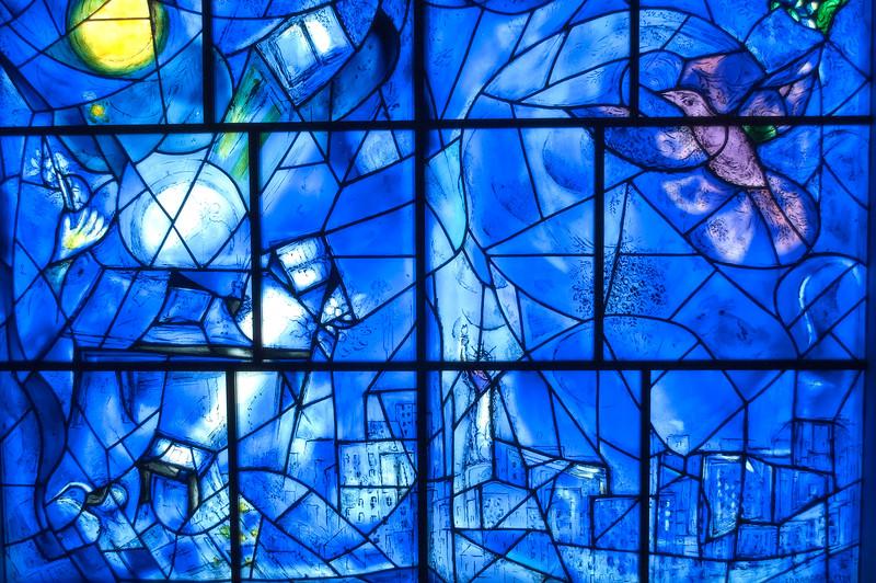 Blue World View