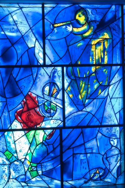 Blue world View Horn