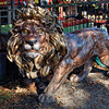 Barberville Roadside Lion
