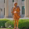 Charlotte's Mahatma Gandhi Monument