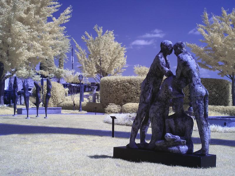 River Gallery Sculpture Garden