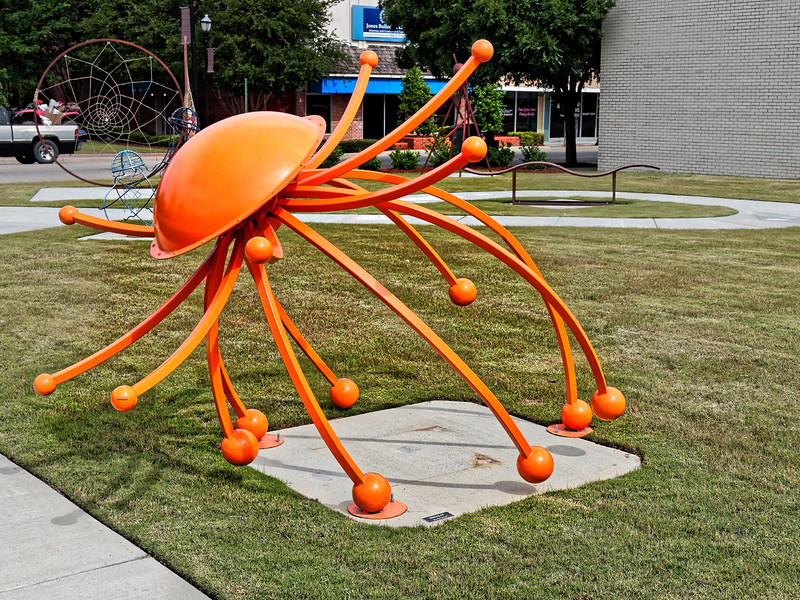 """""""Orange Blast"""" by Matthew Sharp"""