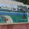 Palatka's Wilson Cypress Mill Mural