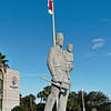 "Shriner ""Editorial Without Words"" Statue"