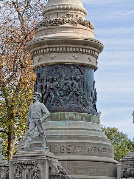 Alabama's Confederate Memorial Monument