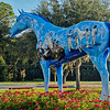 College of Central Florida's Patriot's Pride Statue