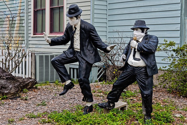 The Blues Brothers in 2020