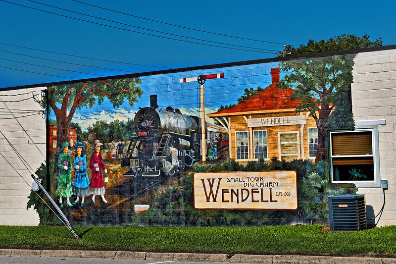 Wendell, Small Town Big Charm
