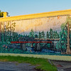 Okefenookee Railroad Mural