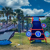 Ocean Beaches American Legion Post 129 Deck the Chairs Entry