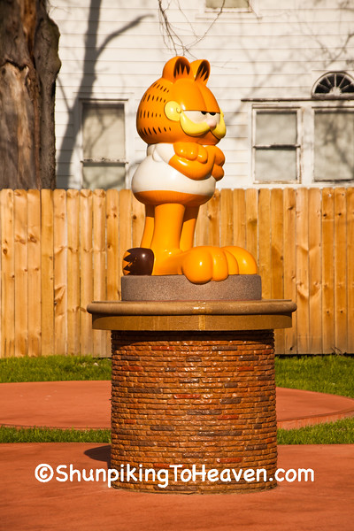 Paws for Thought Garfield, Marion, Indiana