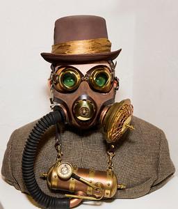 Steampunk Hi-Alt Mask Eric Simmons 272