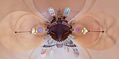 Inside of St. Vincents