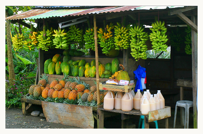 Fruit Stand - Philippines