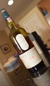 Lagavulin Single Malt Scotch Whisky