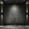 Grunge background concret vault