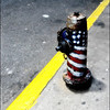"""NEAR GROUND ZERO"", New York (USA), 2007.<br /> Ordering Reference: Sreet Art-USA-01"