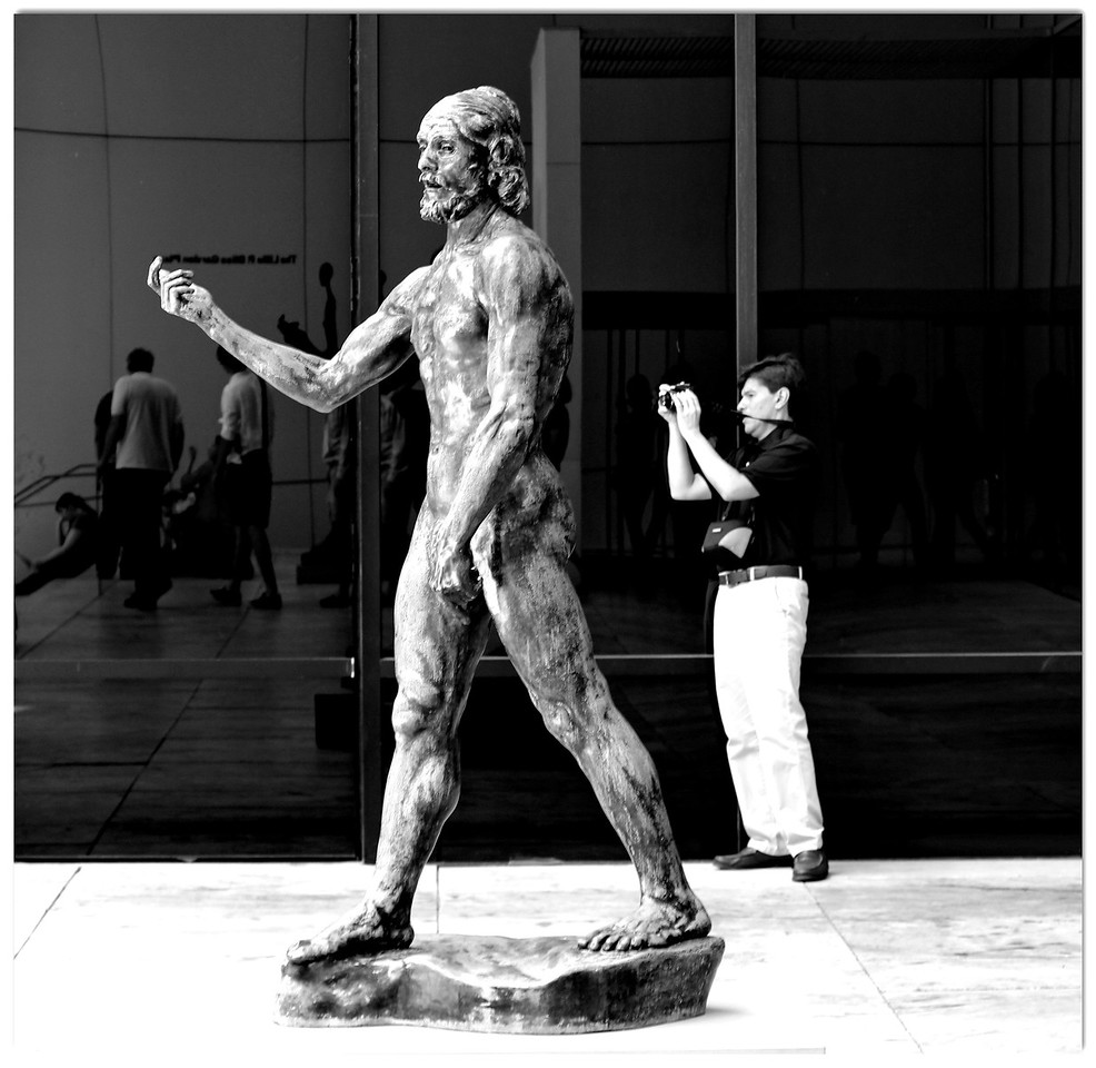 Gestures Ancient and Modern - MOMA NYC
