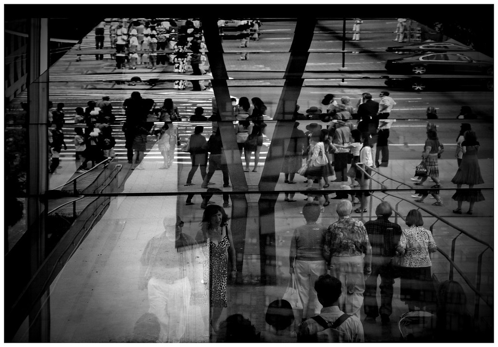 Reflections - Lincoln Centre NYC