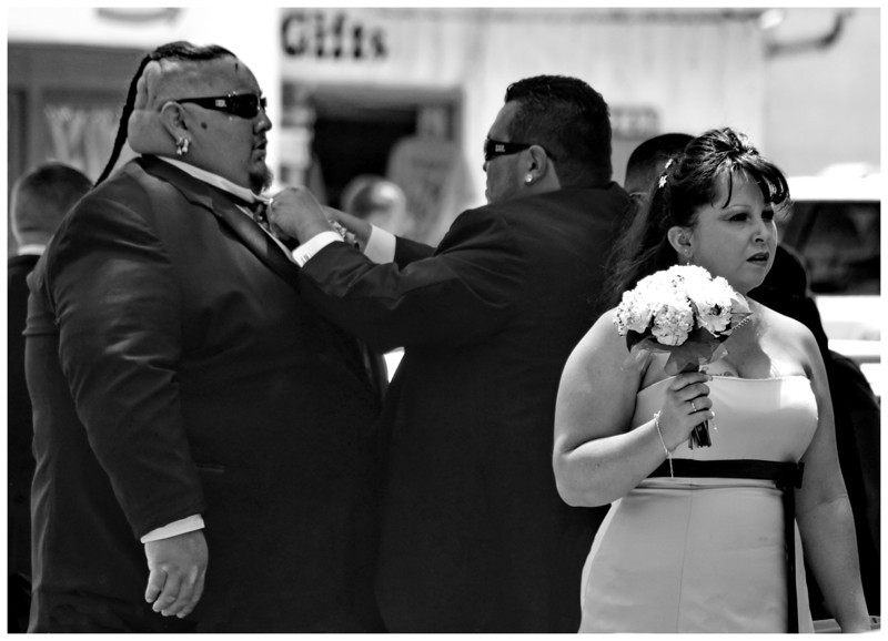 Spanish American Wedding - Albuquerque Old Town