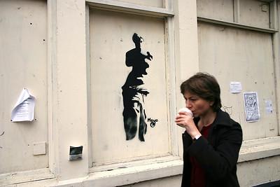Maya - Venus di Milo - Cambridge Music Shop, Feb 2005