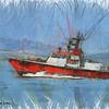 Pilot Boat-  Studio Art