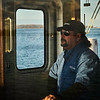 Captain Gregg in Toronto Harbour