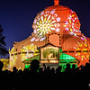 """Photos by Sarah Felker   <a href=""""https://www.sfstation.com/nightly-illuminated-scenes-in-golden-gate-park-inspired-by-the-rare-tropical-flowers-e2317788"""">Grand Lighting and Surrealistic Summer Solstice Concert</a>"""