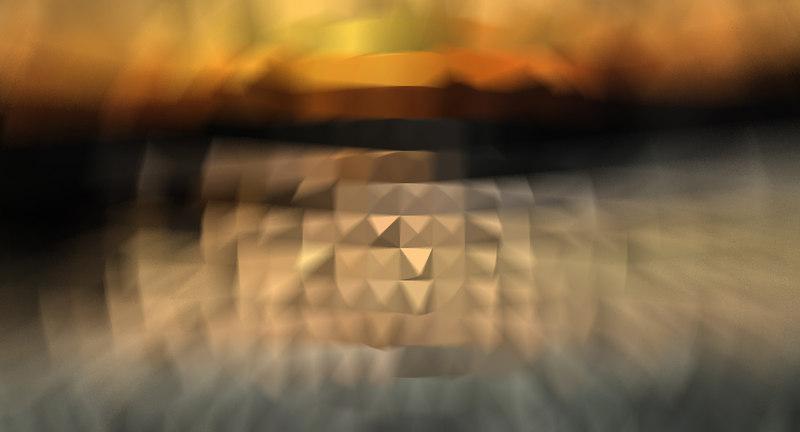 Pyramidal reverberatons