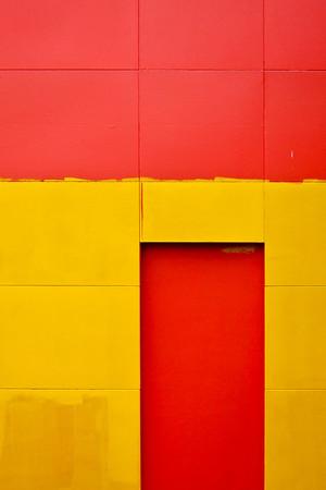 Scarlet Door