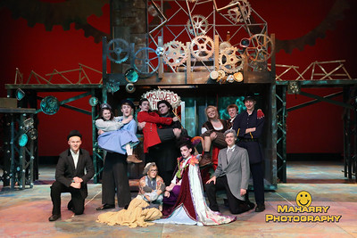 Sweeney Todd ... Valley High School 11/2017