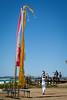 Swell Sculpture Festival 2014, Visit 1; Curumbin, Gold Coast, Queensland, Australia; 17 September 2014. Photos by Des Thureson